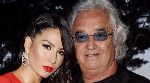 Flavio Briatore y Elisabetta Gregoraci se separan tras casi 10 años de matrimonio
