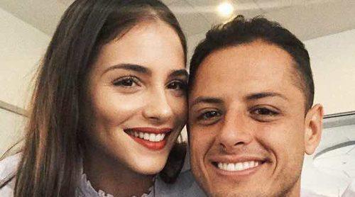 Andrea Duro y Chicharito dicen adiós en solitario al mejor año de sus vidas