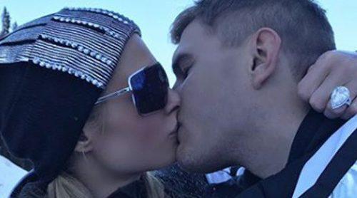 Paris Hilton se compromete con Chris Zylka: ¿a la tercera irá la vencida?