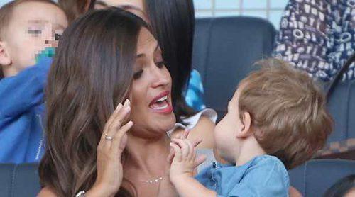 La tierna felicitación de Sara Carbonero a su hijo Martín Casillas por su cuarto cumpleaños