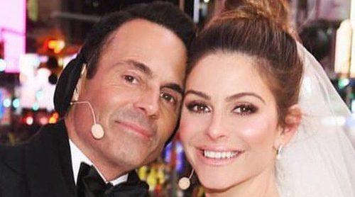 Maria Menounos se casa en directo poco antes de recibir el Año Nuevo 2018