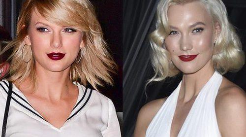 La 'pullita' que Karlie Kloss ha lanzado a Taylor Swift a través de una canción de Katy Perry