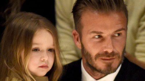 Victoria Beckham se derrite con David Beckham y su hija Harper Seven: 'El mejor papá del mundo'