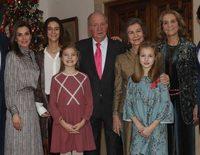 La foto familiar del 80 cumpleaños del Rey Juan Carlos sin la Infanta Cristina