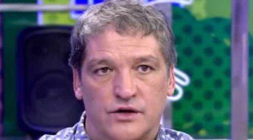 Gustavo González defiende a capa y espada a María Lapiedra