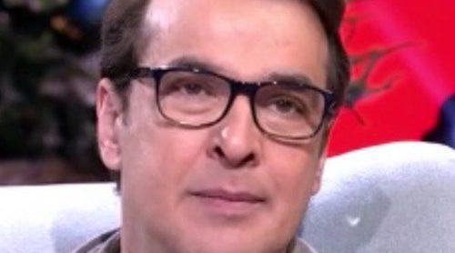 Luis Merlo no puede reprimir las lágrimas al recordar el apoyo de sus fans durante su neumonía