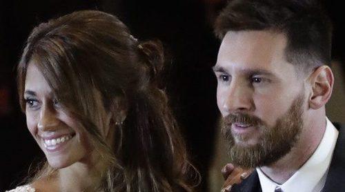 Leo Messi muestra con humor lo avanzado que está el embarazo de Antonella Roccuzzo