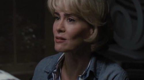 Descubre con este clip exclusivo 'Los archivos del pentágono', la nueva película de Sarah Paulson y Tom Hanks