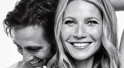 Gwyneth Paltrow y Brad Falchuk confirman su compromiso: 'Nos sentimos increíblemente afortunados'