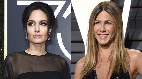 El gesto de Angelina Jolie hacia Jennifer Aniston que no pasó desapercibido a Dakota Johnson