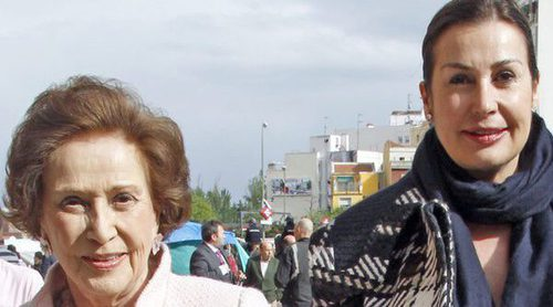 Del regalo del Rey Juan Carlos a Carmen Martínez-Bordiú al conflictivo funeral de Carmen Franco
