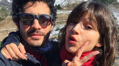 Úrsula Corberó y Chino Darín disfrutan de su amor en las playas de Uruguay