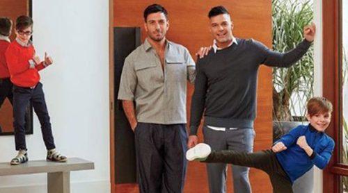 Ricky Martin y Jwan Yosef muestran la que es desde hace dos meses su nueva casa en Los Ángeles