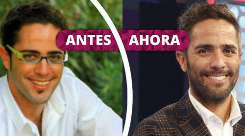 Así ha cambiado Roberto Leal: De sus inicios como reportero de 'España Directo' a su éxito como presentador 'OT 2017'