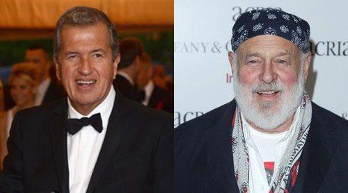 Mario Testino y Bruce Weber, acusados de abusos sexuales por 28 modelos masculinos