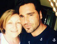 David Bustamante celebra el cumpleaños de su madre en familia mientras recupera la sonrisa