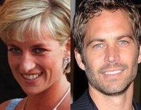 Lady Di, Paul Walker y otros famosos que han muerto en extrañas circunstancias