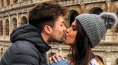 La escapada romántica y sensual de Sofía Suescun y Alejandro Albalá a Roma