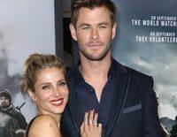 Elsa Pataky y Chris Hemsworth, todo amor y complicidad en la premiere de su película conjunta