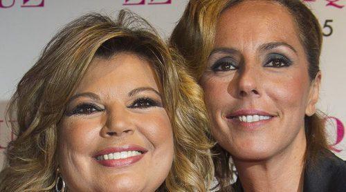 Terelu Campos apenas puede contener las lágrimas al hablar de Rocío Carrasco