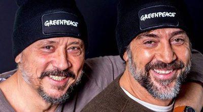 Carlos y Javier Bardem harán un documental para apoyar la última causa de Greenpeace en la Antártida