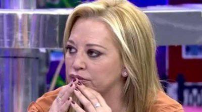 Belén Esteban contesta a la última de Toño Sanchís desvelando un nuevo dato de su guerra judicial