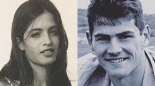 Iker Casillas se pone nostálgico y Sara Carbonero le sigue el juego publicando una imagen de su adolescencia
