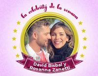 David Bisbal y Rosanna Zanetti se convierten en las celebrities de la semana tras anunciar su compromiso