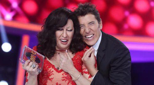 La Terremoto de Alcorcón se proclama ganadora de la gala 14 de 'Tu cara me suena 6'