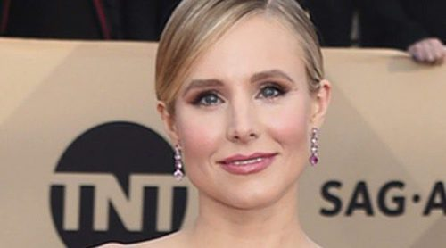 Kristen Bell abre los SAG Awards 2018 con una burla a Melania Trump y recordando Time's Up