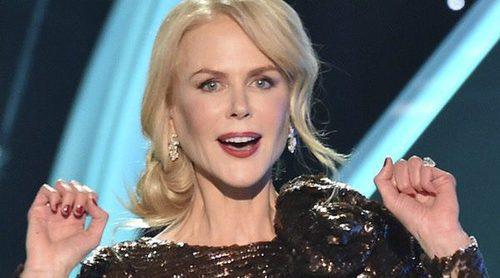 El discurso de Nicole Kidman en los SAG 2018 reivindicando el trabajo de las mujeres de más de 40