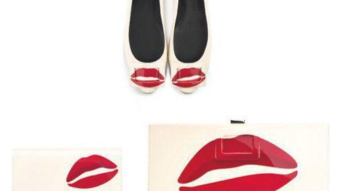 Los besos son los protagonistas de la segunda línea de la colección de Roger Vivier para San Valentín 2018