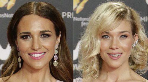 Paula Echevarría, Nerea Garmendia y Patricia Montero brillan en la alfombra roja de los Premios Feroz 2018