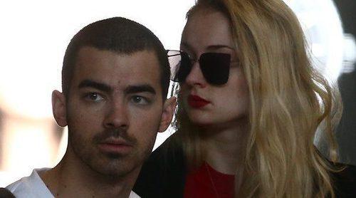 Sophie Turner aplaza su boda con Joe Jonas por 'Juego de Tronos'