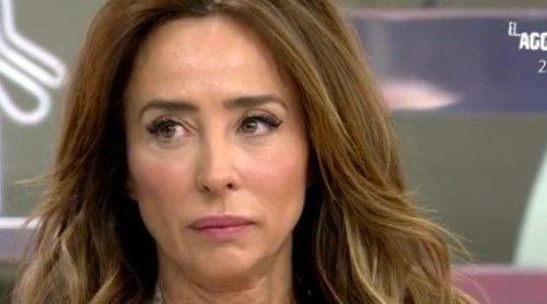 María Patiño, sobrepasada: 'María Lapiedra es más peligrosa de lo que yo pensaba'