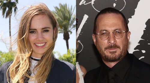 Darren Aronofsky desmiente su romance con Suki Waterhouse