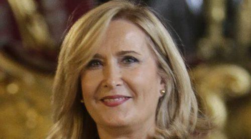 Nieves Herrero: 'Casa Real ha colaborado con el documental 'La noche del Rey'. Les va a gustar'