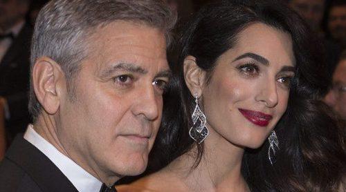 George Clooney cuenta cómo conoció a Amal Alamuddin sin tener que salir de casa