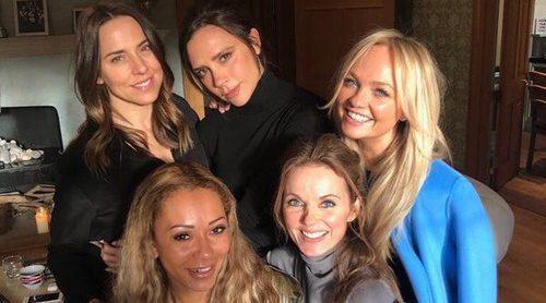 Victoria Beckham desata la locura al compartir el reencuentro de las 'Spice Girls'