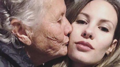 Los duros momentos de Jessica Bueno tras perder a su abuela