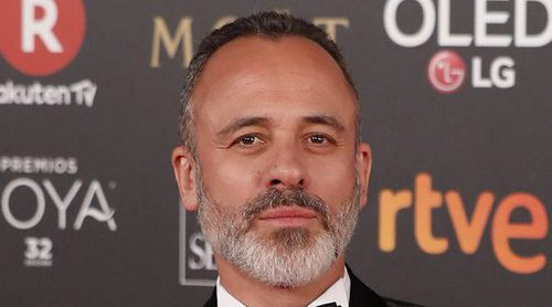 Javier Gutiérrez dedica su Goya 2018 a Mejor Actor a las mujeres de su vida, a su hijo y a los actores sin trabajo