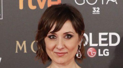 Nathalie Poza se lleva el Goya 2018 a Mejor Actriz por 'No sé decir adiós'