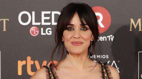 Dulceida, Hiba Abouk y Macarena García deslumbran en la alfombra roja de los Premios Goya 2018