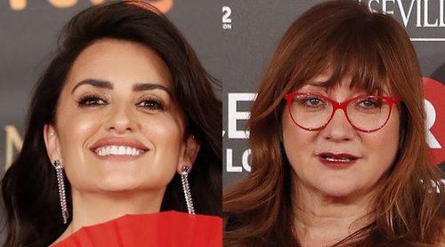Los abanicos rojos, los otros protagonistas de los Premios Goya: más mujeres en el cine español