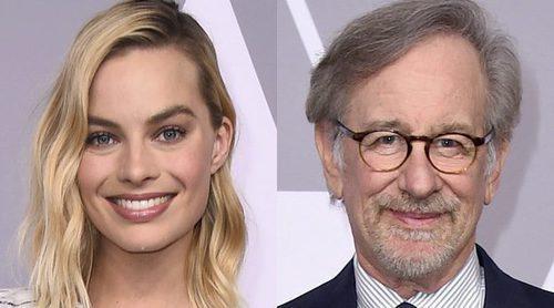 Steven Spielberg o Margot Robbie disfrutan del almuerzo de los nominados de los Premios Oscar 2018