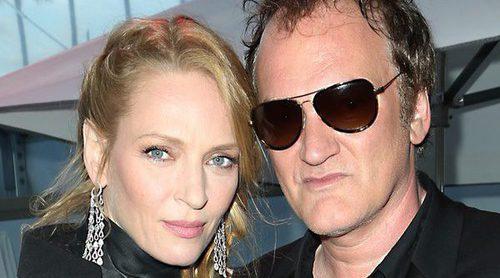 Quentin Tarantino asume la responsabilidad del accidente de Uma Thurman