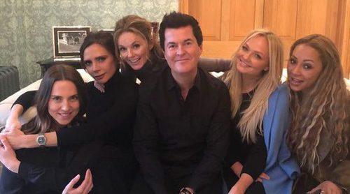 Las Spice Girls podrían volver a los escenarios a finales de este 2018
