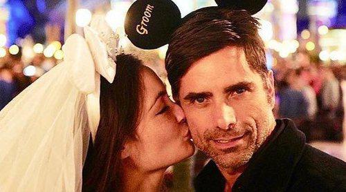 Así es el mágico destino en el que John Stamos y Caitlin McHug han pasado su luna de miel
