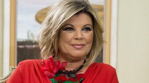 Terelu Campos abandona el plató de 'Sálvame' porque no le dejan hablar