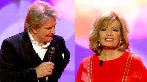 María Teresa Campos y Bigote Arrocet presentan su segundo single más enamorados que nunca